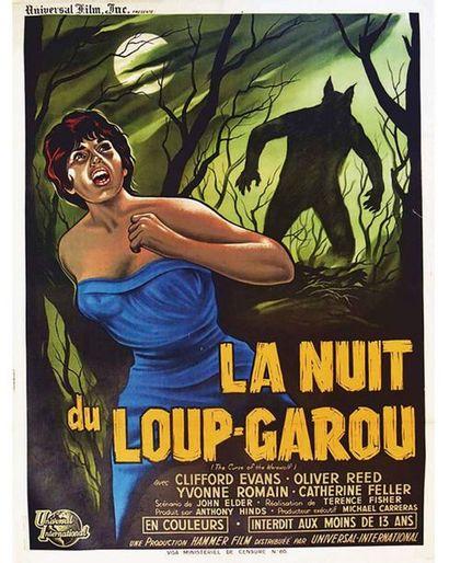 La Nuit du Loup-Garou ( The Curse of the Werewolf ) 1961