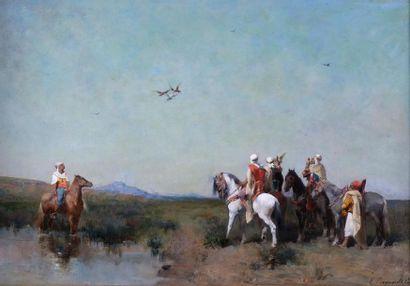 Emile REGNAULT de MAULMAIN (Lons Le Saulnier1836...