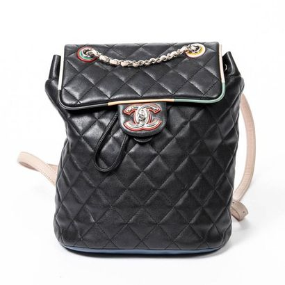 CHANEL - Cruise 2017 Sac à dos - Backpack -