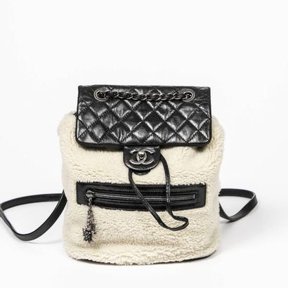 CHANEL - Pre-fall 2015 Sac à dos - Backpack - Limited Edition