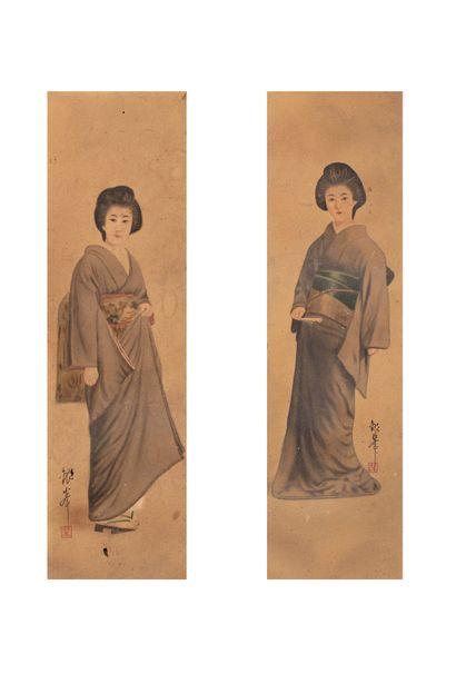 JAPON, XX eme siècle