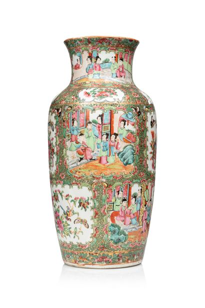 CHINE, Canton, XIXe siècle