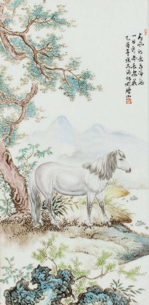 CHINE, période République