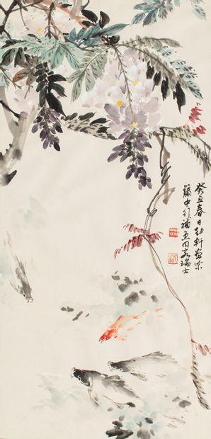 *CHINE, Début du XXe siècle