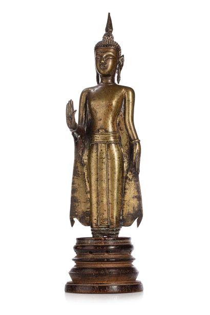 LAOS, XVIIe siècle