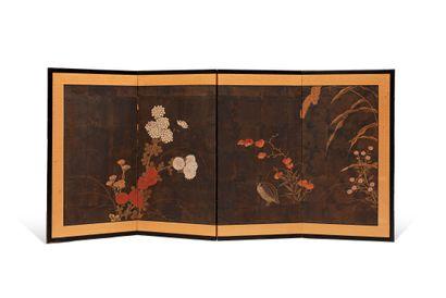 *JAPON, Fin XVIIIe siècle