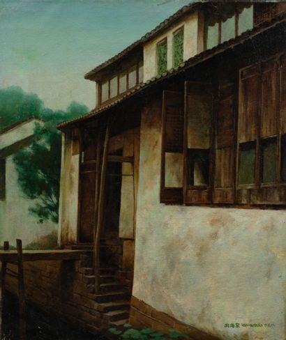 RAN HAI QUAN (冉海泉, né en 1957)