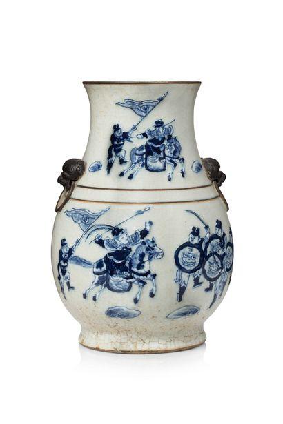 CHINE, fin du XIXe siècle