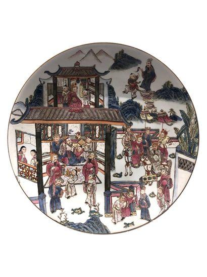 CHINE, début du XXe siècle