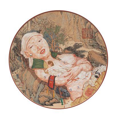 WEI DONG (魏東, né en 1968)