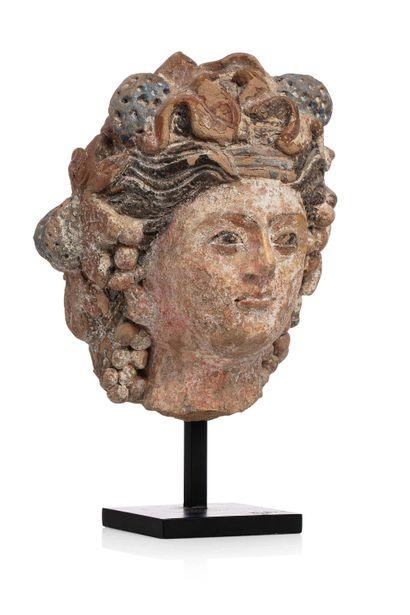 Ancienne région du Gandhara, III-IVe siècle ap. JC