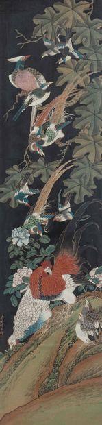 CHINE, XIX siècle