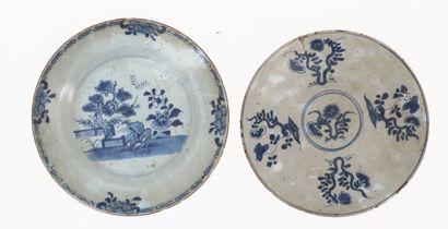 CHINE, Compagnie des Indes, XVIIIe siècle