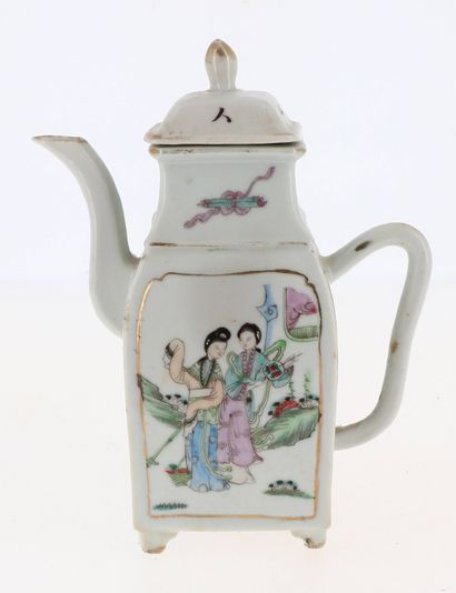 CHINE, vers 1900