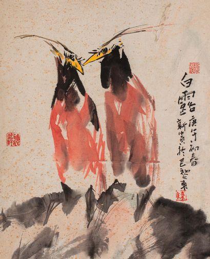 CHEN XIN GUI (陳新貴, XXIe siècle)