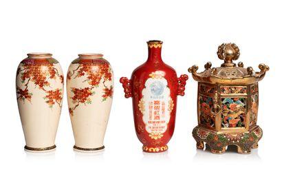 JAPON, XIX/XXe siècle
