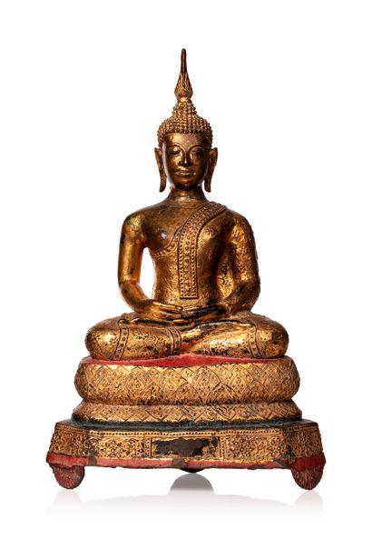 *THAILANDE, XIXe siècle