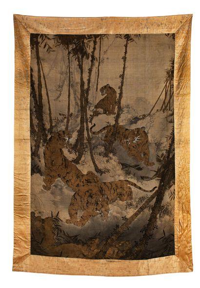 JAPON, XIXe siècle - Imao KEINEN (1845-1924)