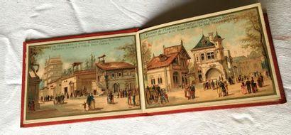 Exposition universelle de Paris 1889.  Album...