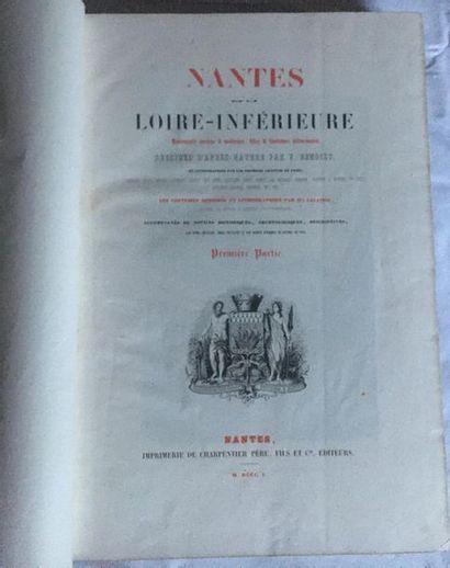 BENOIST (Félix) & LALAISSE (Hippolyte). Nantes...