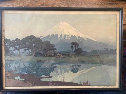 Hiroshi YOSHIDA (1876-1950),