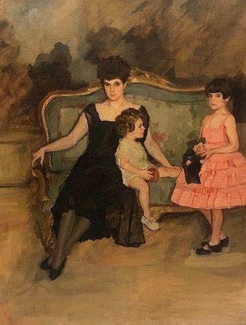 Carlo CHERUBINI (1897 - 1978) La famille...