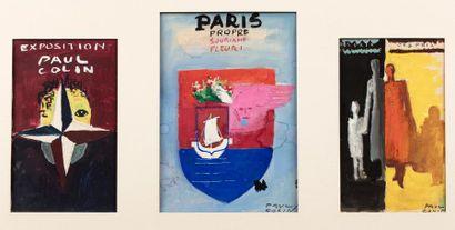 Paul COLIN (Nancy 1892 - Nogent sur Marne...