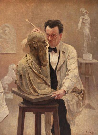 Omer DIERICKX (Bruxelles 1862-Forest 1939)...