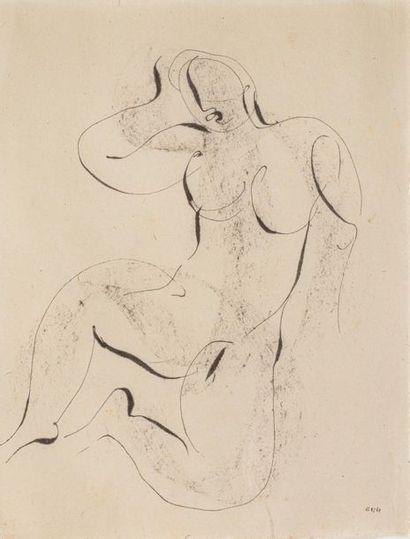 Jean FAUTRIER (Paris 1898- Chatenay Malabry...