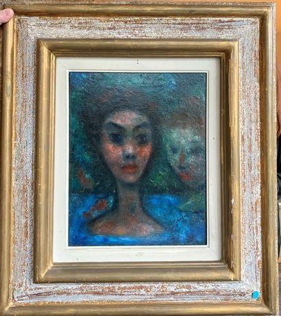 Edouard GOERG ( Sydney 1893 - Callian 1969)...