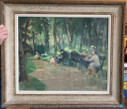 Jeanne LOURIER DREYFUS (Nancy 1872 - 1955)...