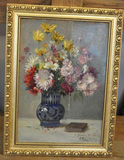 Victor MARAIS-MILTON (1872 - 1948) Bouquet...