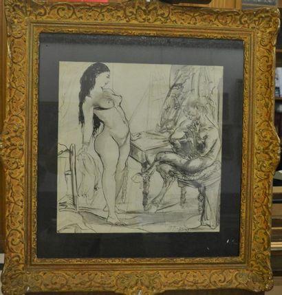 Maurice MAZO (1901 - 1989) L'artiste et son...
