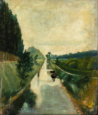 Alexis MERODACK-JEANEAU (Angers 1873-1919)...