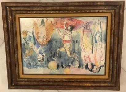 Lucien Philippe MORETTI (1922 - 2000) Le...