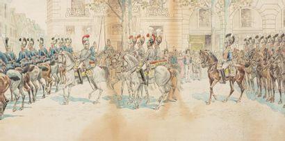 Jacques Marie Gaston ONOFROY de BREVILLE...