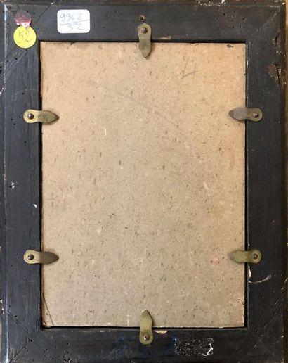 Félix Henri Emmanuel PHILIPPOTEAUX (1815 - 1884) Intérieur de taverne Dessin avec...