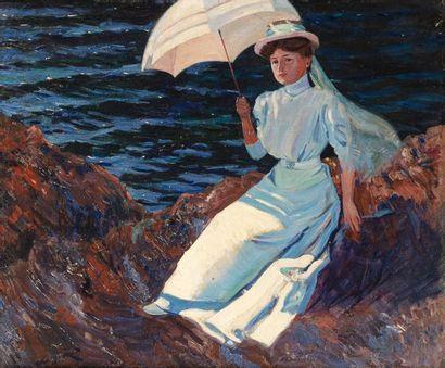 William Edward Bloomfield STARKWEATHER Femme...