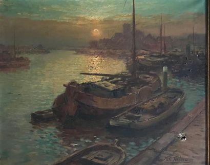 Kees TERLOUW (Rotterdam 1890 - Saint Maur...