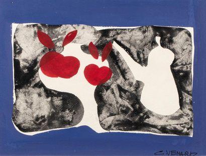 Claude VENARD (Paris 1913 - 1999) Composition...