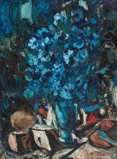 Georges WAKHEVITCH (Odessa 1907- Paris 1984)...