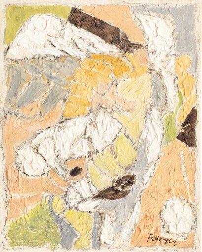 ELISABETH RONGET ( 1893-1972) Composition...