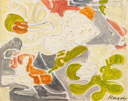 ELISABETH RONGET ( 1893-1972) Les poissons...