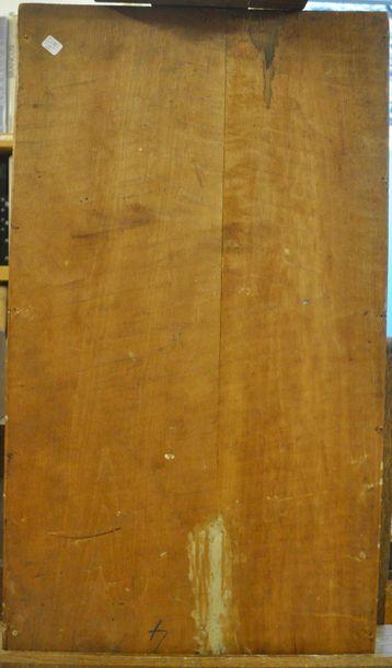 Basilio BLAS (Actif au XX ème siècle) Deux Salomé Paire d'huile sur panneaux formant...