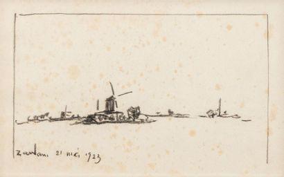 Frank BOGGS (Springfield 1855 - Meudon 1926)...