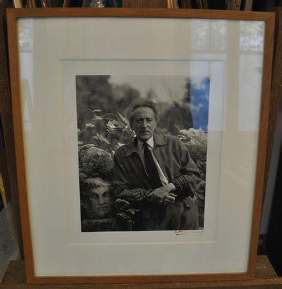 Luc FOURNOL Portrait de Jean Cocteau ( Milly...