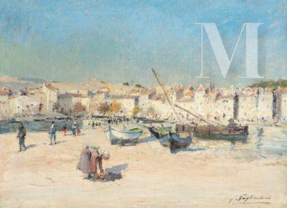 Julien Gustave GAGLIARDINI (Mulhouse 1846-Paris 1927)