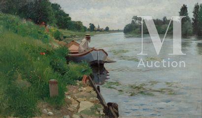 Roger JOURDAIN (Louviers 1845 - Paris  1918)