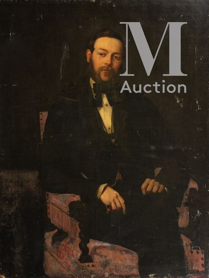 Jacques Edmond LEMAN (L'aigle 1829 - Paris 1889)
