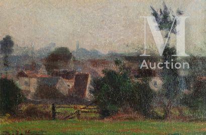 Joseph DELATTRE (Deville - Lès-Rouen 1858- Petit-Couronné 1912)
